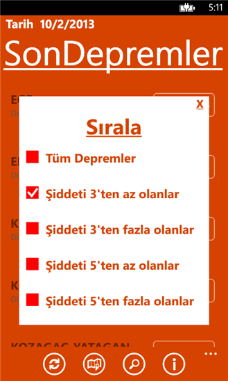 Windows Phone LightBox(Canvas) Kullanımı